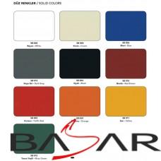 Asaş Signbond Düz Renk Kompozit 125X320CM